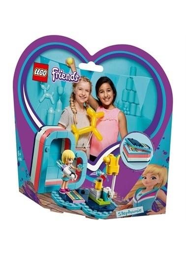 Lego  Friends Stephanie'Nin Yaz Kalp Kutusu 41386 Renkli